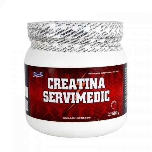 creatina servimedic 500g
