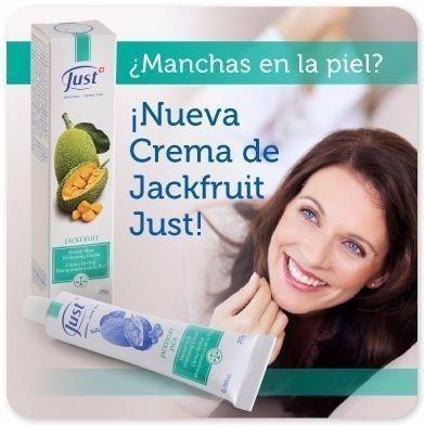 crema blanqueadora de jackfruit just
