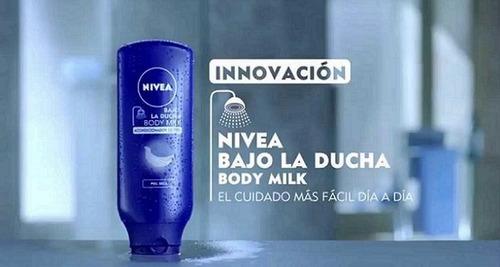 crema nivea bajo la ducha nutritiva piel seca 250ml