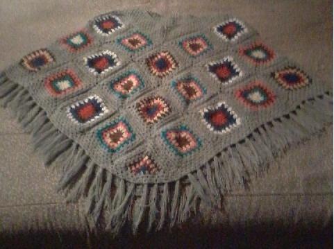 crochet hilo carpetas!!