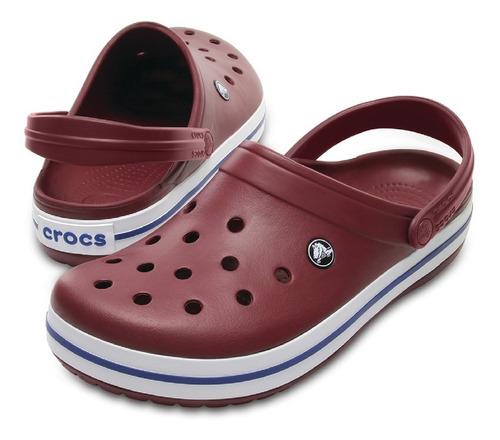 crocs crocband gar/white - crocs uruguay
