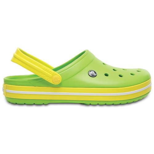 crocs crocband unisex volt green - crocs uruguay