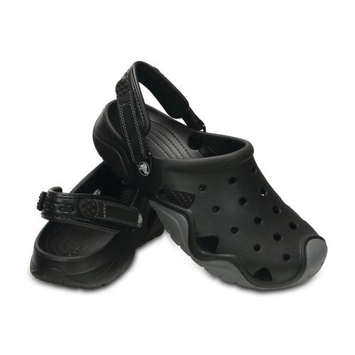 crocs swiftwater clog black - crocs uruguay