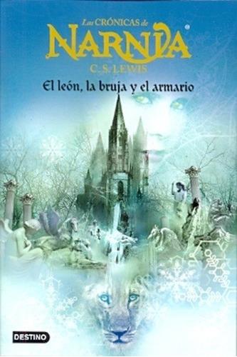 cronicas de narnia  2 (bk)el leon, la bruja y el - c. s. lew