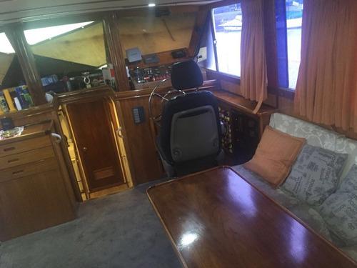 crucero fuerza 8 50 pies