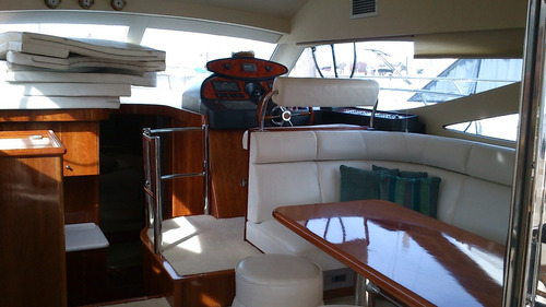 crucero segue 46  2009  2 x 400hp ivecco  gatti barcos