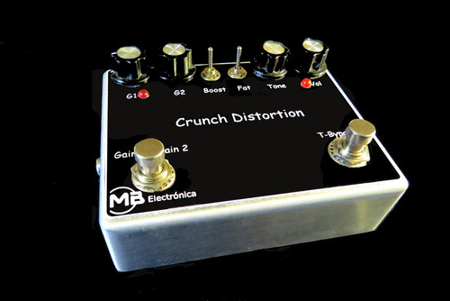 crunch distortion - la distorsiòn mas versatil del mercado