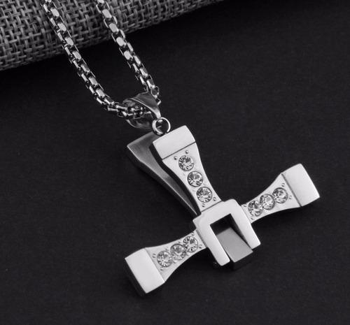 cruz de toretto dominic rapido y furioso de zinc
