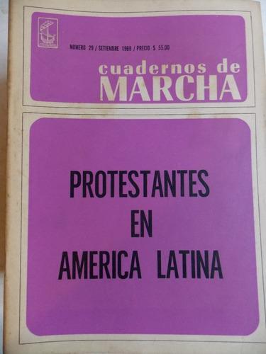 cuaderno de marcha nº 29