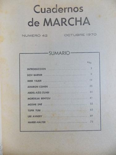cuaderno de marcha nº 42