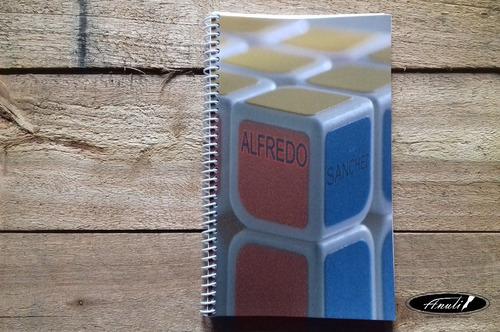 cuadernolas personalizadas