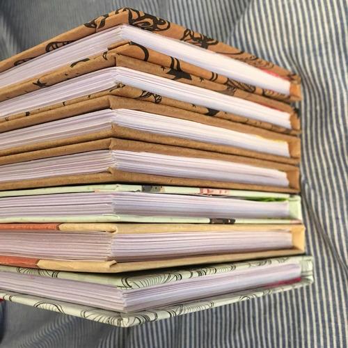 cuadernos artesanales