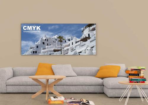 cuadro personalizado tela canvas , lienzo, mural, fotografia