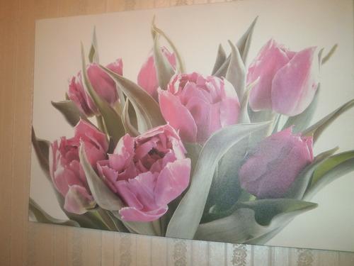 cuadro pìntado al oleo sobre tela 1m por 70cm