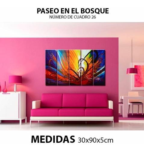 cuadros decorativos variedad de tamaños diseños 12 pagos