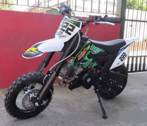 cuatri para niños 110  mini motos cross financiado 100% !!!!