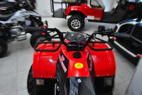 cuatriciclo 0km nuevo 125 consulte envio gratis al interior