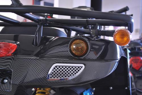 cuatriciclo 0km nuevo  125cc más de 10 años importando