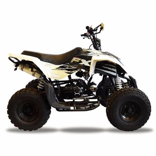 cuatriciclo 125 cc mad max zanella 0km 2018