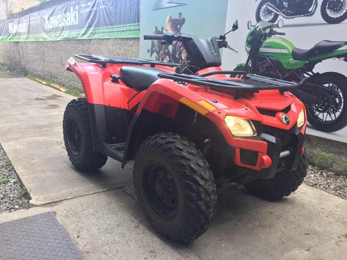 cuatriciclo can am outlander 400 efi