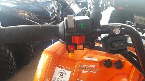 cuatriciclo cfmoto 450 4 x 4 0km 1 año garantia