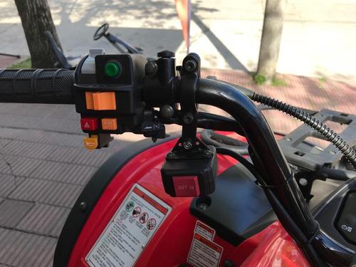 cuatriciclo hisun forge 500cc inyeccion 4x2 4x4