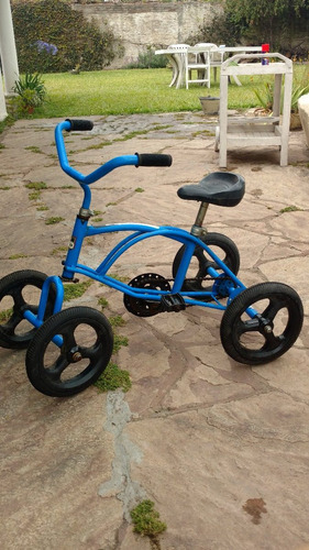 cuatriciclo para niños a pedal!!
