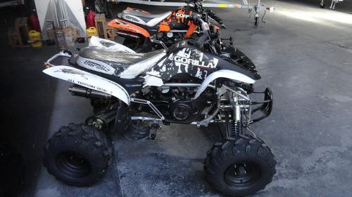 cuatriciclo verado gorilla 125cc 4 tiempos automatico okm