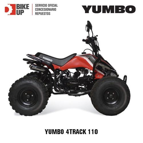 cuatriciclos yumbo 4track - tomamos cuatris usados - bike up