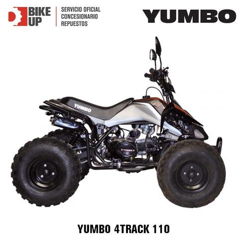 cuatriciclos yumbo - empadronamiento - permutas - bike up