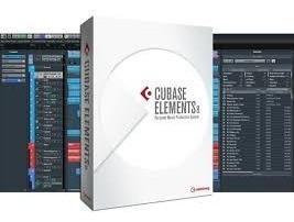 cubase 8 grabación y mezcla - win / mac | envío digital