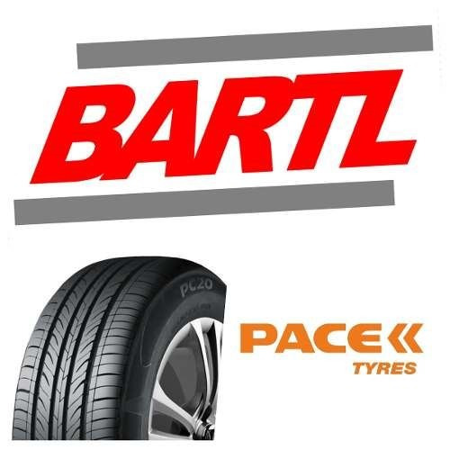 cubierta 185/55/15 pace pc20 colocada neumático
