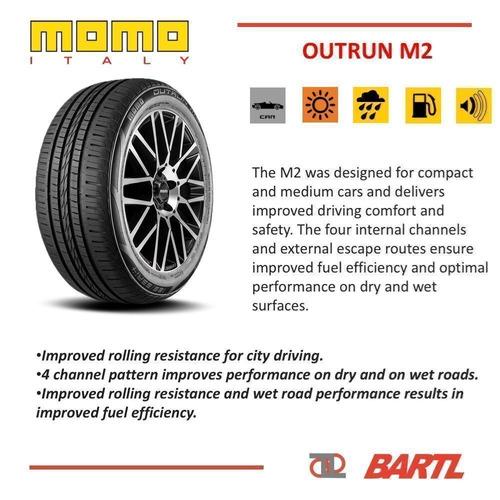 cubierta momo 185/55/15 outrun m2 82v