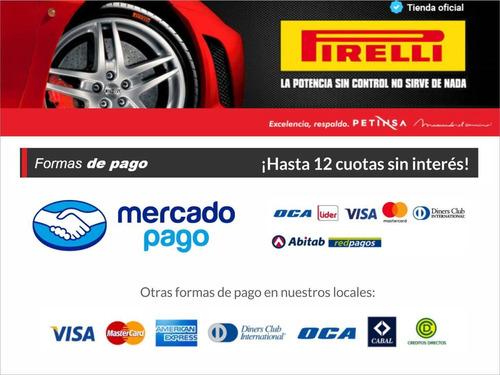 cubierta pirelli 215/80 r16 scorpion mtr xl