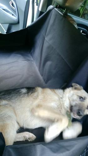 cubre asiento para trasladar mascotas en auto