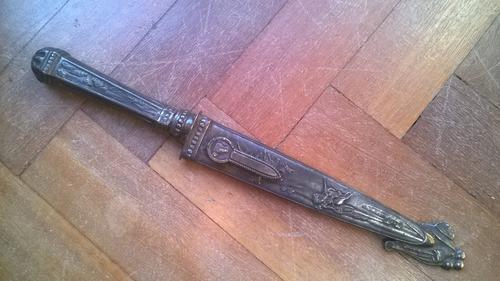 cuchillo criollo