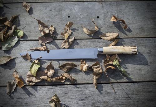 cuchillo criollo artesanal de willy knives