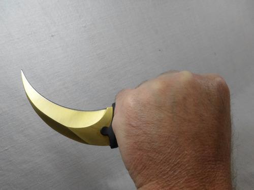 cuchillo kruhl defensa personal ( d460)
