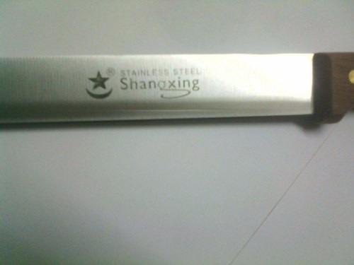 cuchillo sandwichero o de molde