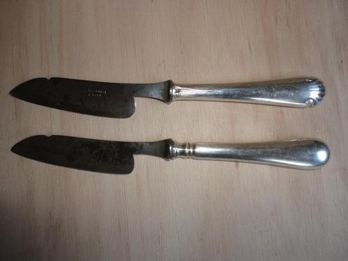 cuchillos antiguos con poco uso envios a todo el pais .consu
