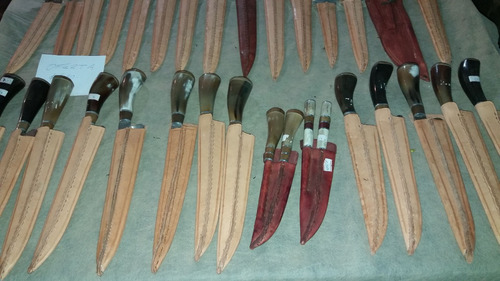 cuchillos artesanales modelo 3 listas