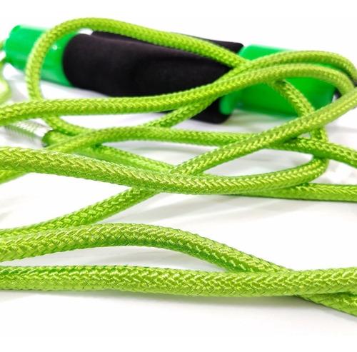 cuerda de saltar con contador 260cm - charrúa store