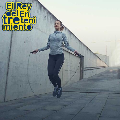cuerda de saltar ufc profesional crossfit gym fitness el rey