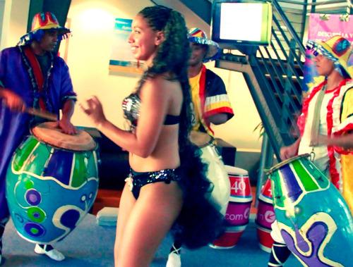 cuerda de tambores animación candombe para fiestas y eventos