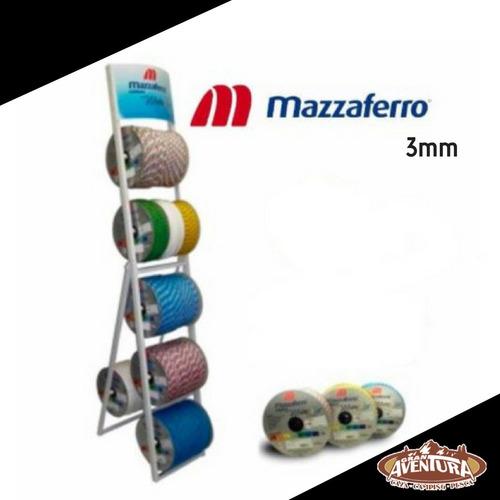 cuerda mazzaferro - 3 mm gran aventura