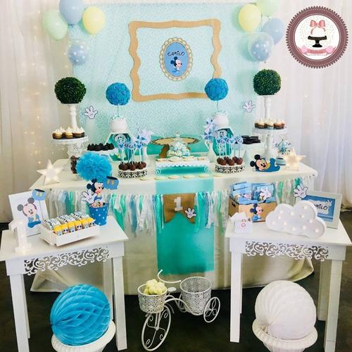 cumpleaños infantiles - cumpleaños tematicos y mesas dulces