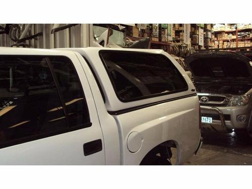 cúpula carryboy original chevrolet s10 colorado 2012