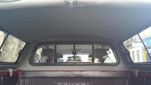 cúpula carryboy original toyota hilux revo 2016