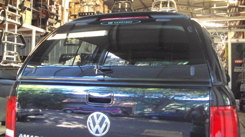cúpula carryboy original volkswagen amarok