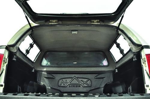 cúpula mitsubishi sportero - triton doble cabina maxliner